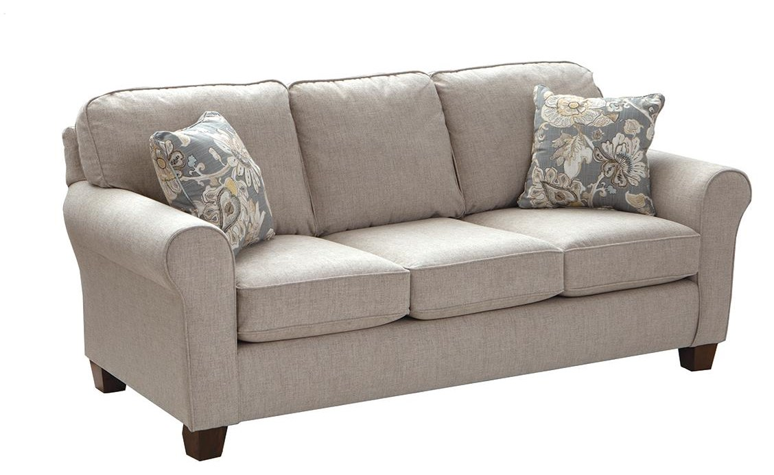 Annabel Sofa by Best Home Furnishings at Darvin Furniture