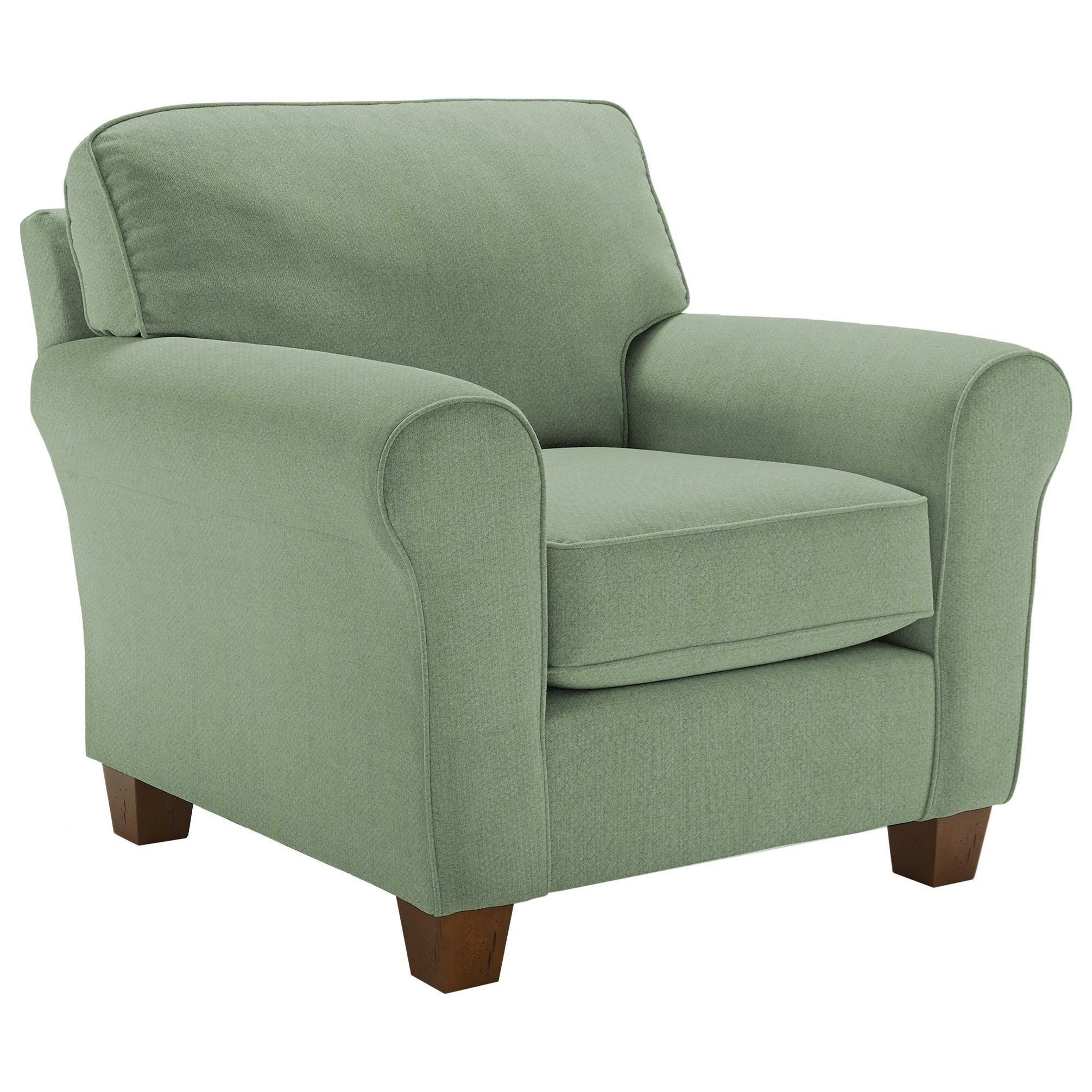 Annabel  Custom Chair by Best Home Furnishings at VanDrie Home Furnishings