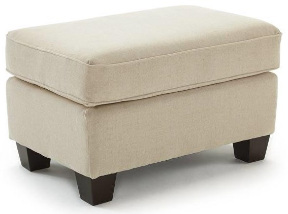 Claussen Ottoman by Best Home Furnishings at Crowley Furniture & Mattress