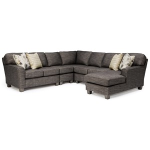 5 Pc Sectional Sofa
