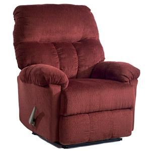 Best Home Furnishings Ares Ares Rocker Recliner