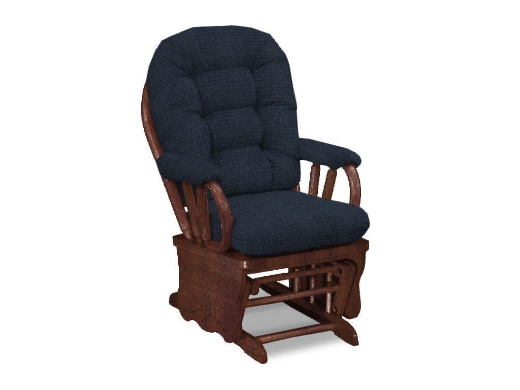 8107 Regatta Glide Rocker by Best Home Furnishings at Walker's Furniture