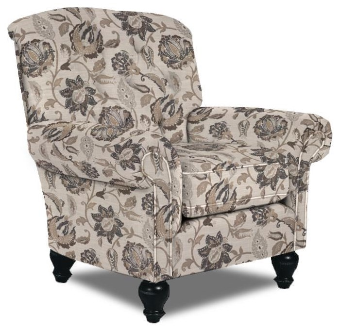 Belmont Club Chair by Best Home Furnishings at Crowley Furniture & Mattress