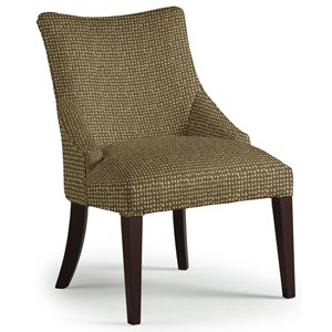 Best Home Furnishings Accent Chairs Ellie Accent Chair
