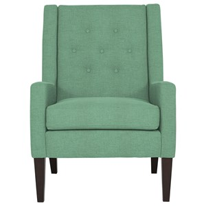 Contemporary Tufted Chair