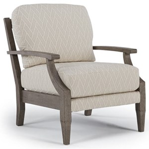 Best Home Furnishings Accent Chairs Alecia Chair