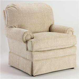 Best Home Furnishings Chairs - Accent Upholstered Arm Chair