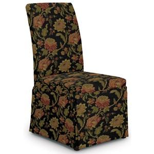 Hazel Skirted Dining Chair