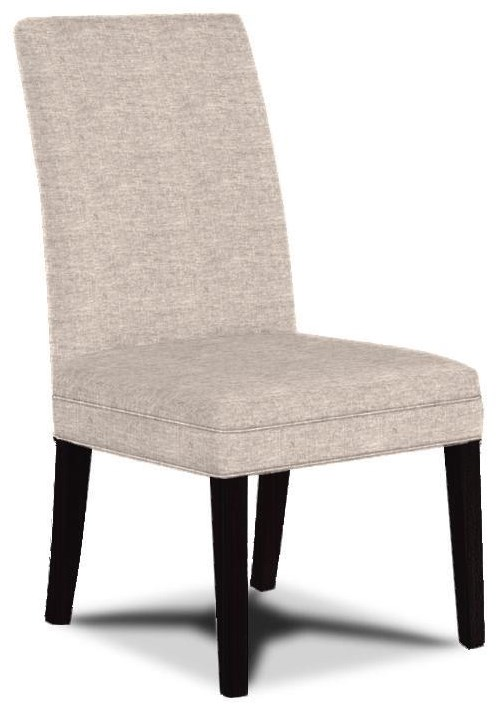 O'Dell Pair of Parsons Chairs by Best Home Furnishings at Crowley Furniture & Mattress
