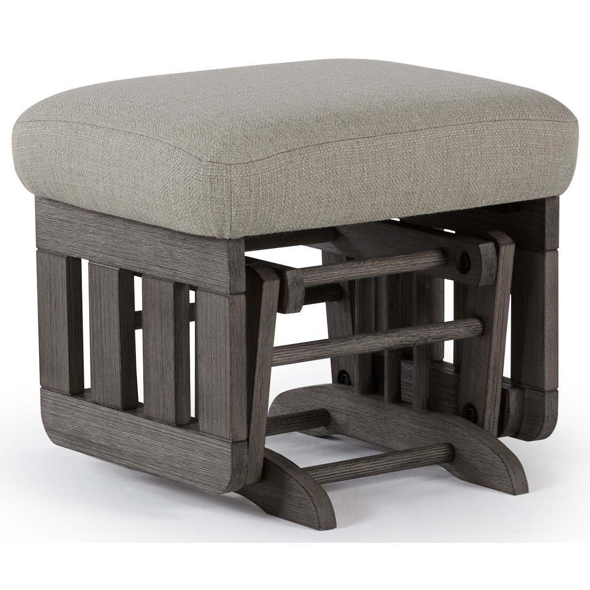 Heather Glider Ottoman by Best Home Furnishings at Baer's Furniture