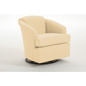 Cass Swivel Glider