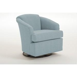 Cass Swivel Chair