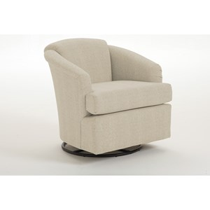 Cass Swivel Chair