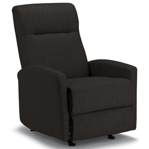Small Scale Power Rocker Recliner