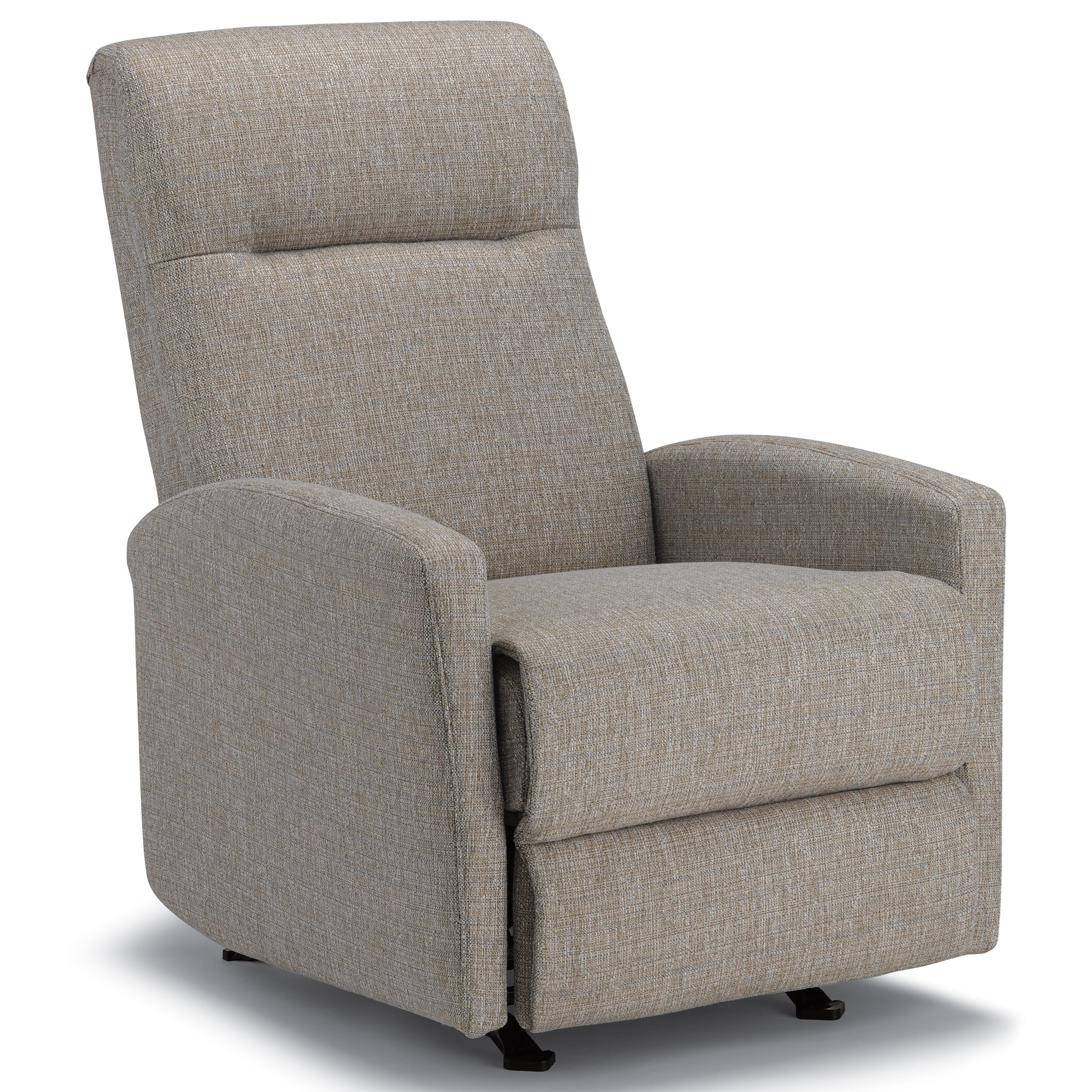Best Xpress - Arnold Power Rocker Recliner by Best Home Furnishings at Baer's Furniture