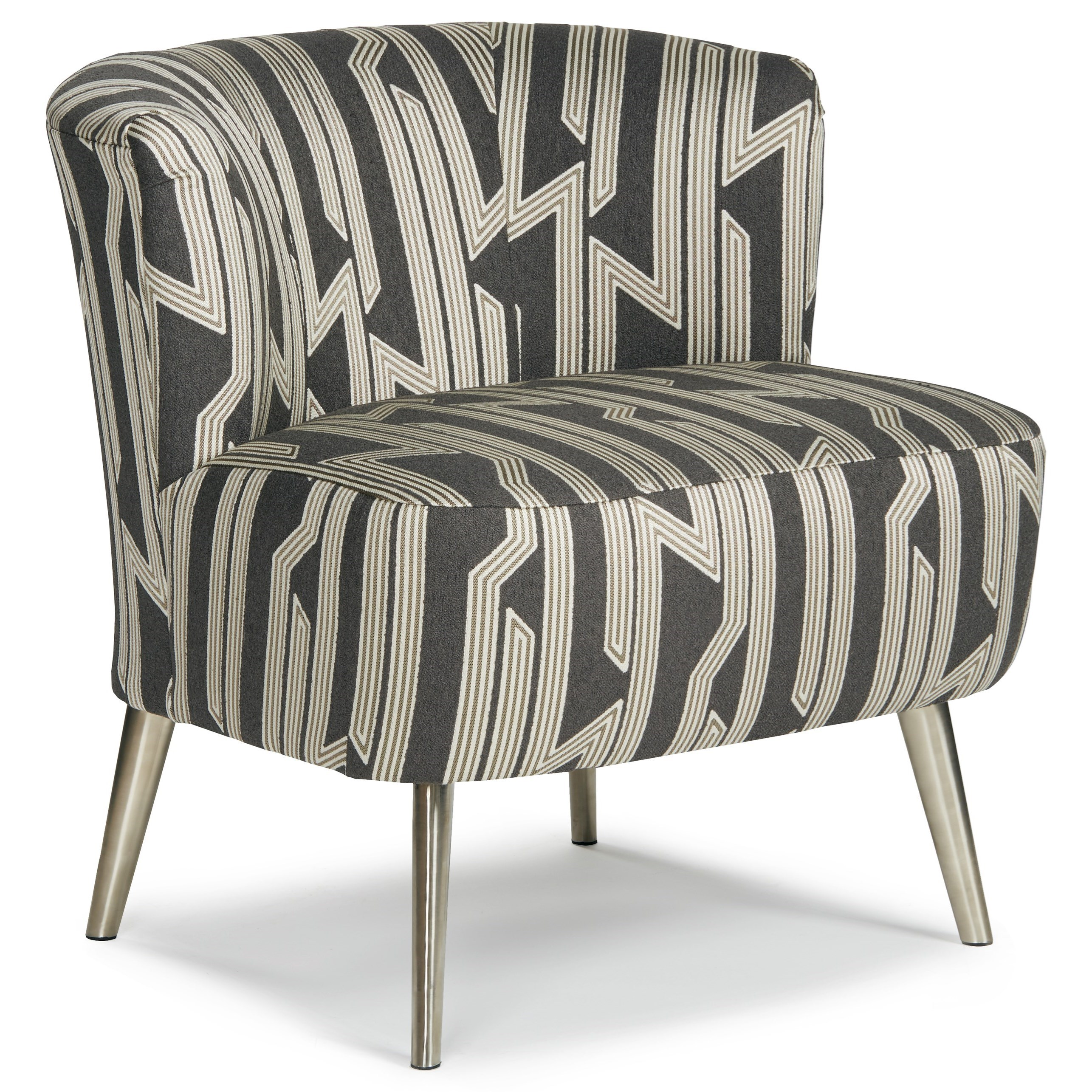 Best Xpress - Fresno Accent Chair by Best Home Furnishings at Best Home Furnishings