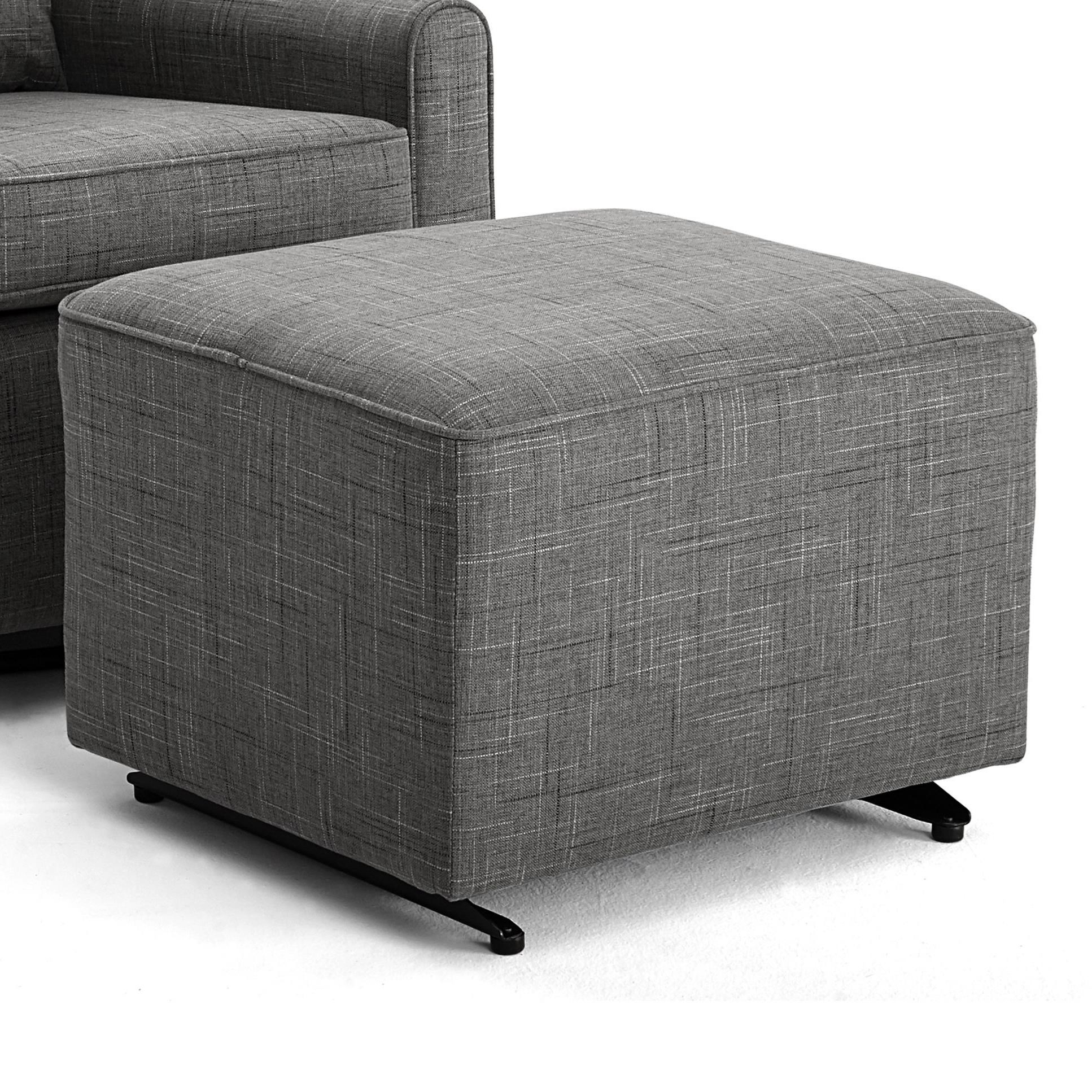 Best Xpress - Phylicia Gliding Ottoman by Best Home Furnishings at Best Home Furnishings