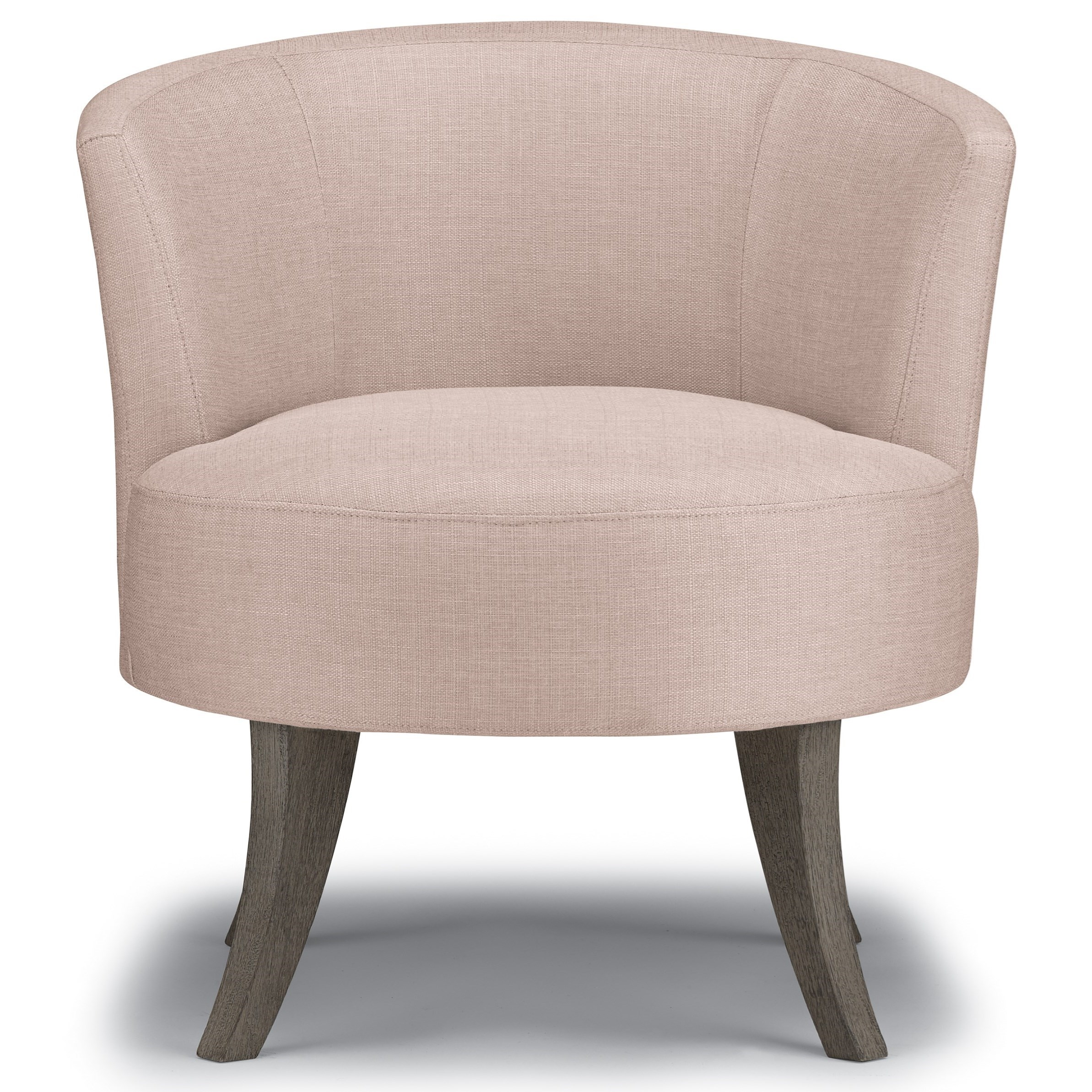 Best Xpress - Steffen Swivel Barrel Chair by Best Home Furnishings at Baer's Furniture