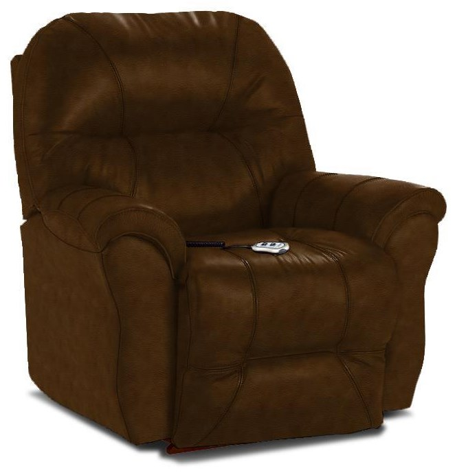 Sparta Power Rocking Recliner by Best Home Furnishings at Crowley Furniture & Mattress