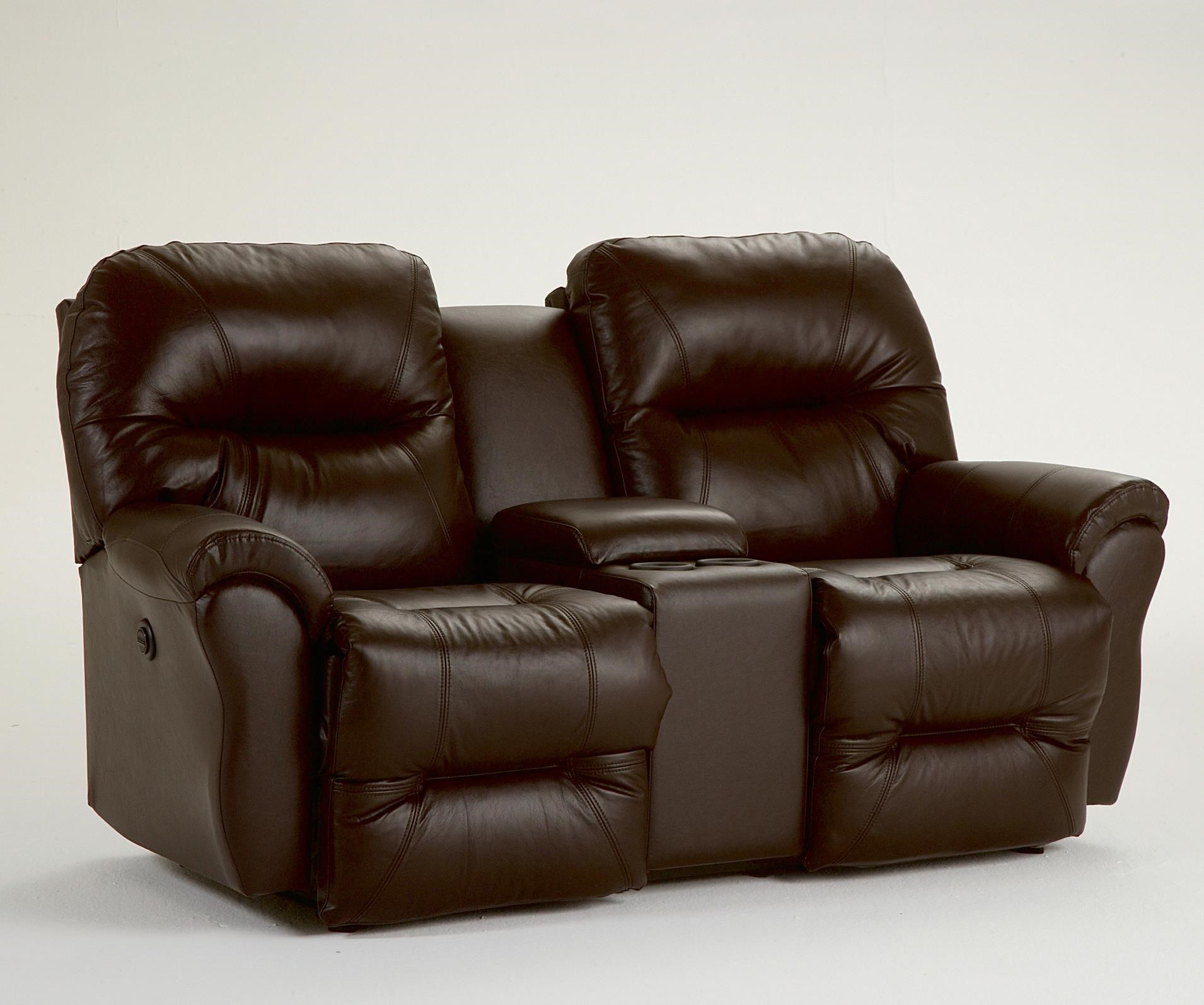 Bodie Power Space Saver Reclining Loveseat by Best Home Furnishings at Best Home Furnishings