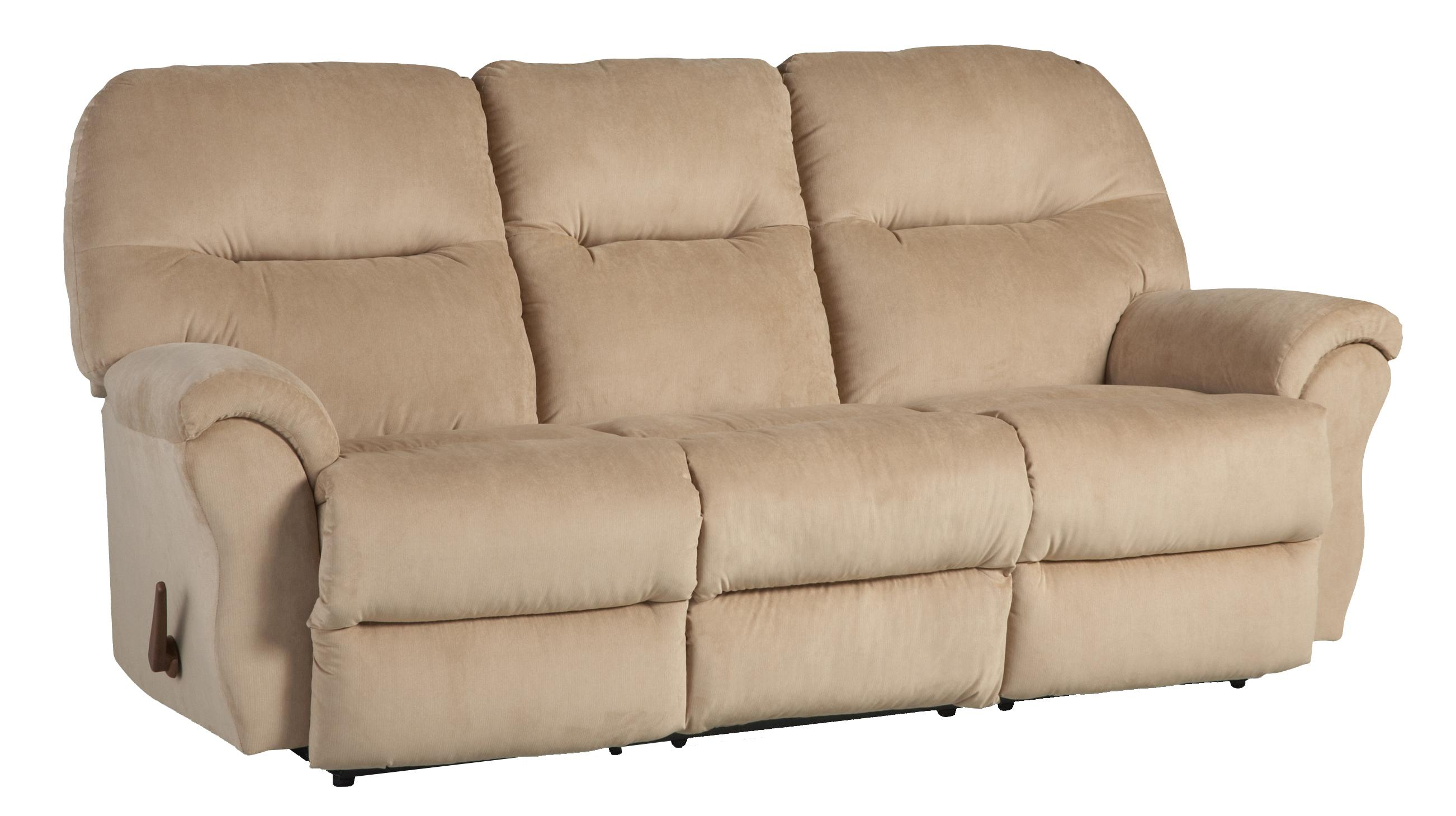 Bodie Power Reclining Sofa by Best Home Furnishings at Simply Home by Lindy's