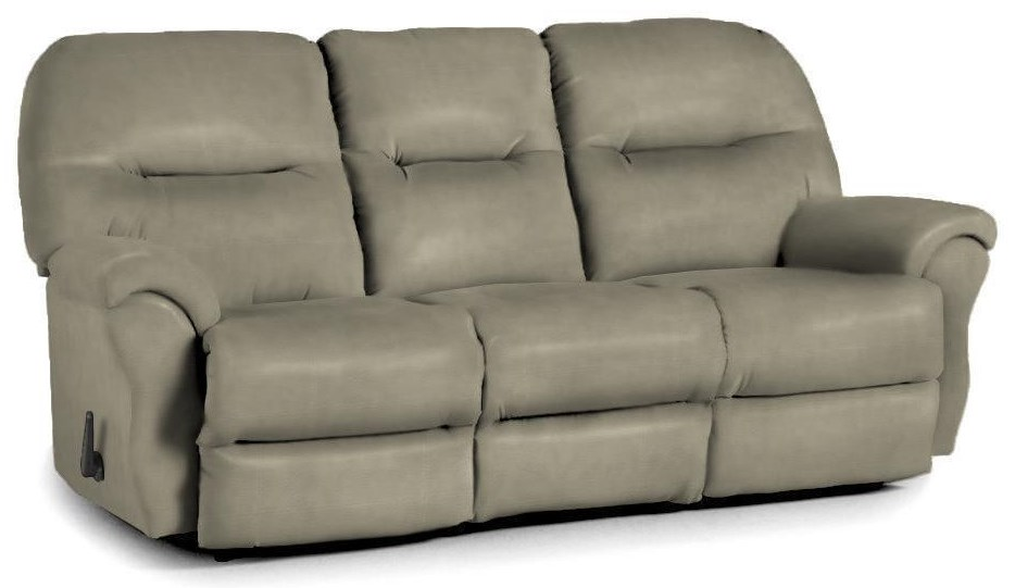 Sparta Power Reclining Sofa by Best Home Furnishings at Crowley Furniture & Mattress