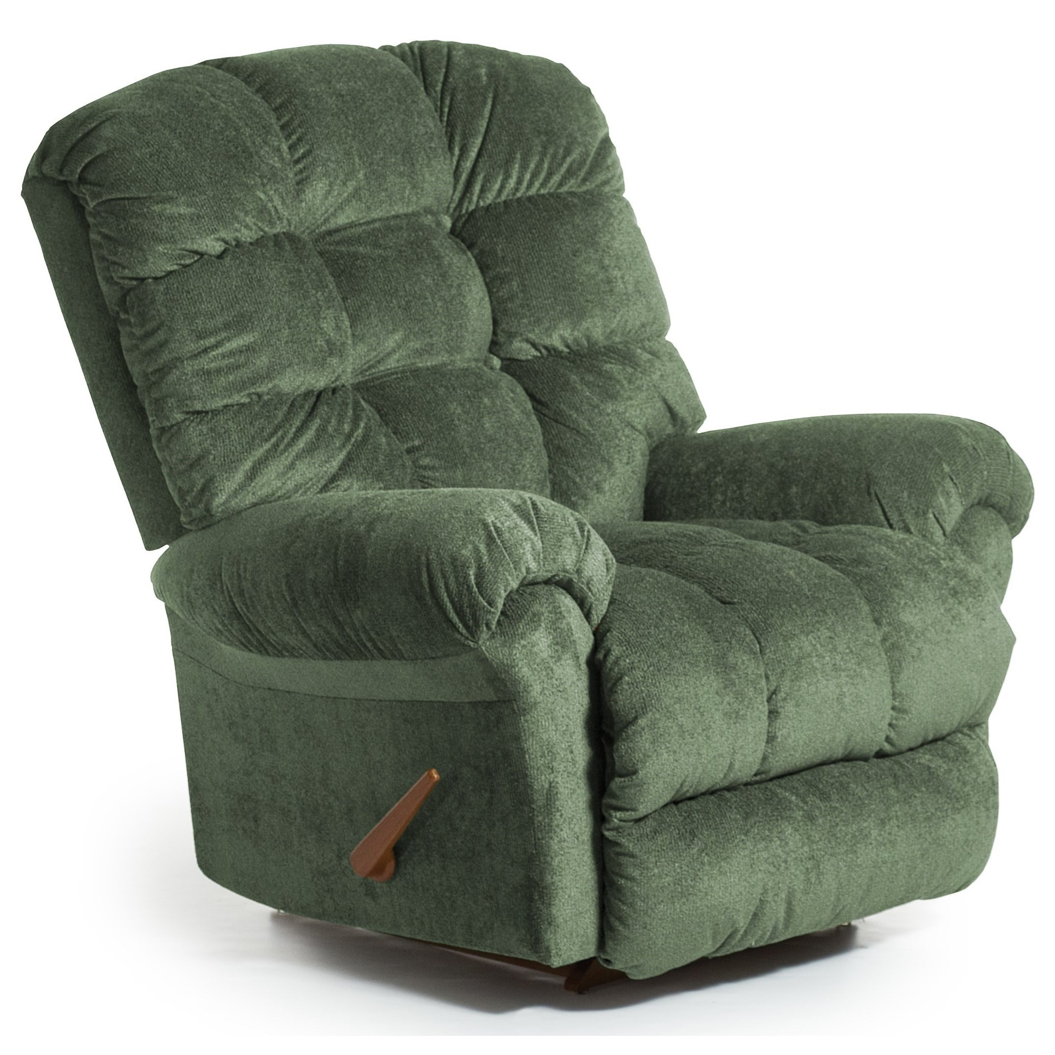 Recliners - BodyRest BodyRest Rocker Recliner by Best Home Furnishings at Wilson's Furniture