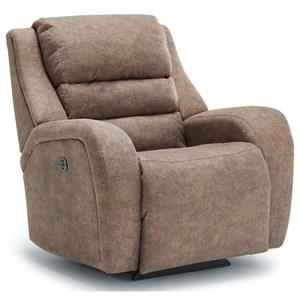 Power Tilt Headrest Lift Chair Recliner