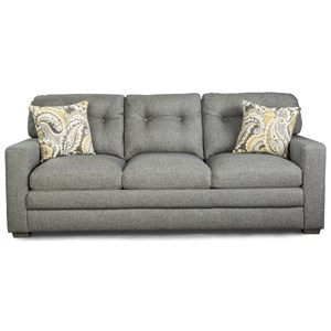 Contemporary Tufted Sofa