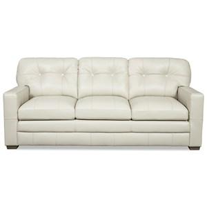 Contemporary Tufted Sofa