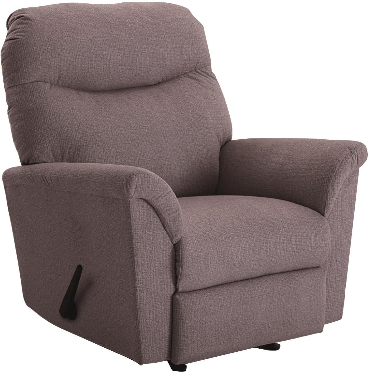 Caitlin Rocker Recliner by Best Home Furnishings at Darvin Furniture