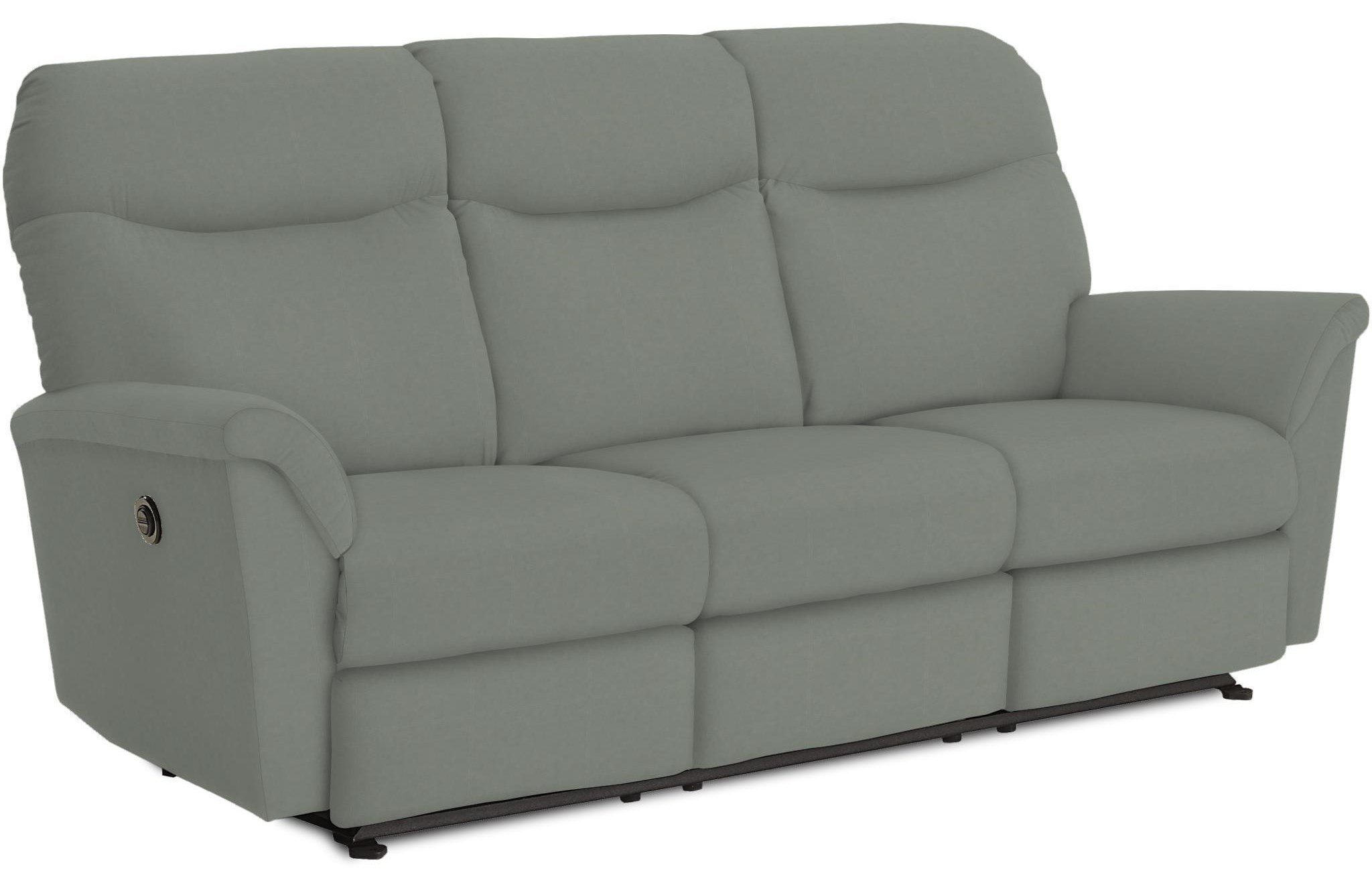 Mabry Power Headrest Reclining Sofa by Best Home Furnishings at Crowley Furniture & Mattress
