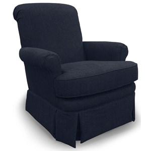Nava Swivel Glider Chair