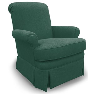 Nava Swivel Glider Chair