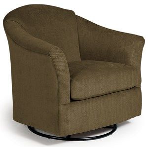 Darby Swivel Glider Chair