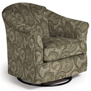 Darby Swivel Glider Chair