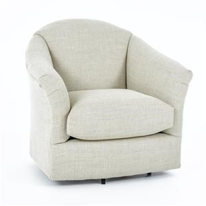 Darby Swivel Chair