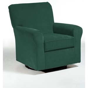 Hagen Swivel Glide Chair