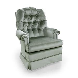 Best Home Furnishings Swivel Glide Chairs Sibley Swivel Glide Chair