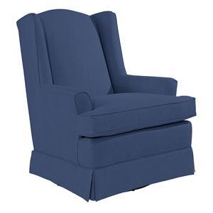Best Home Furnishings Chairs - Swivel Glide Natasha Swivel Glider