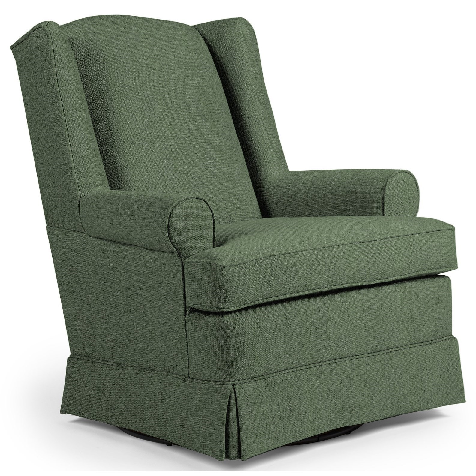 Swivel Glide Chairs Roni Swivel Glider Chair by Best Home Furnishings at Best Home Furnishings