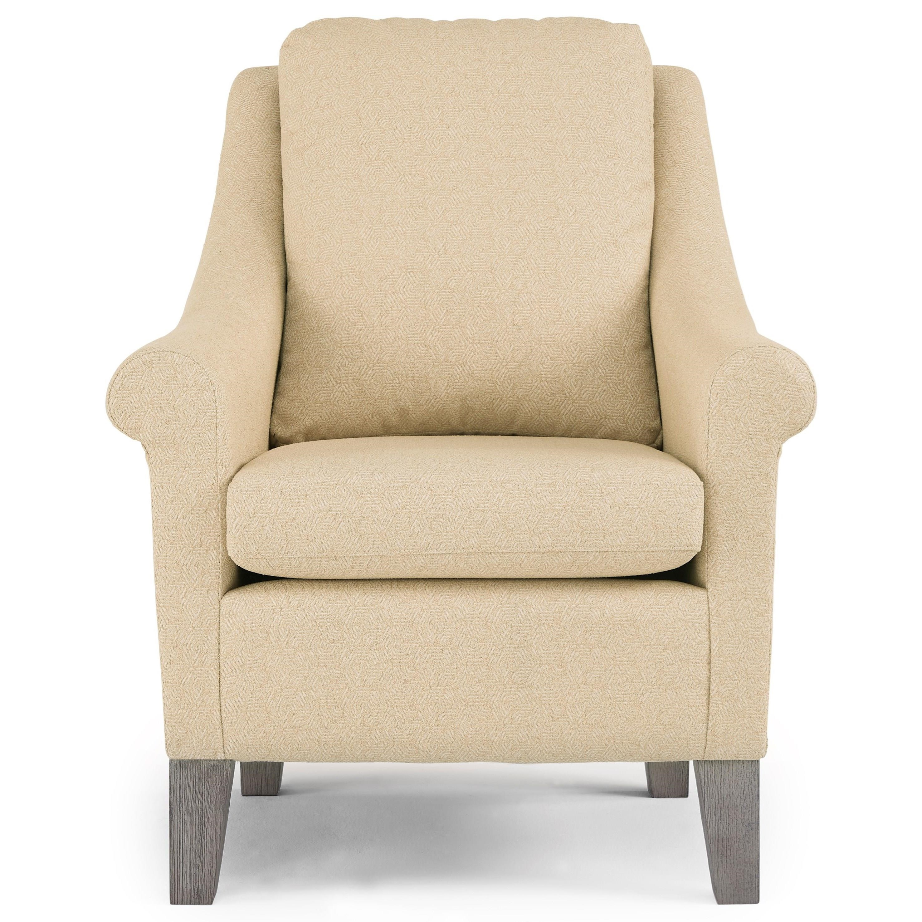 Charmes Club Chair by Best Home Furnishings at Baer's Furniture