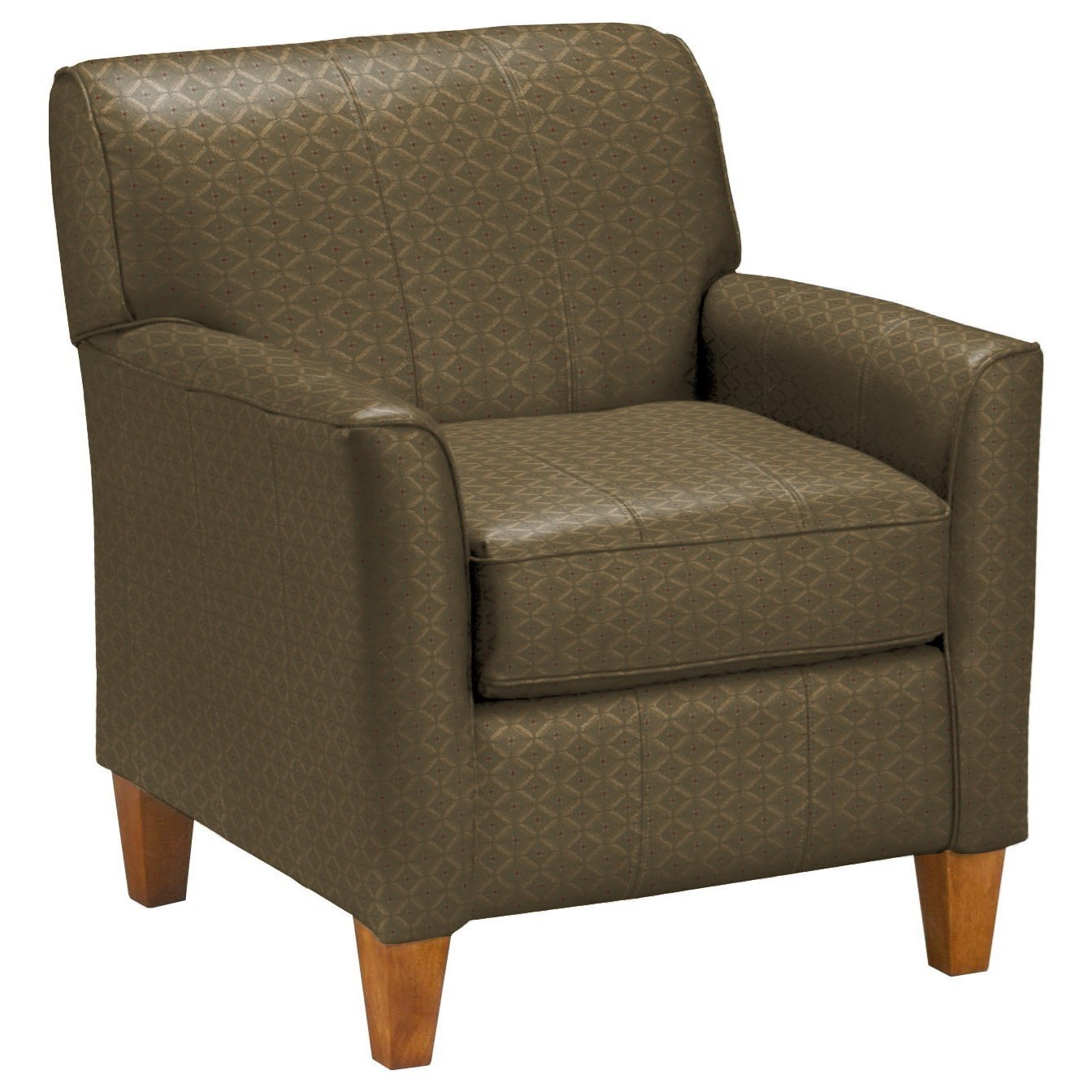 Club Chairs Risa Club Chair by Best Home Furnishings at Lapeer Furniture & Mattress Center