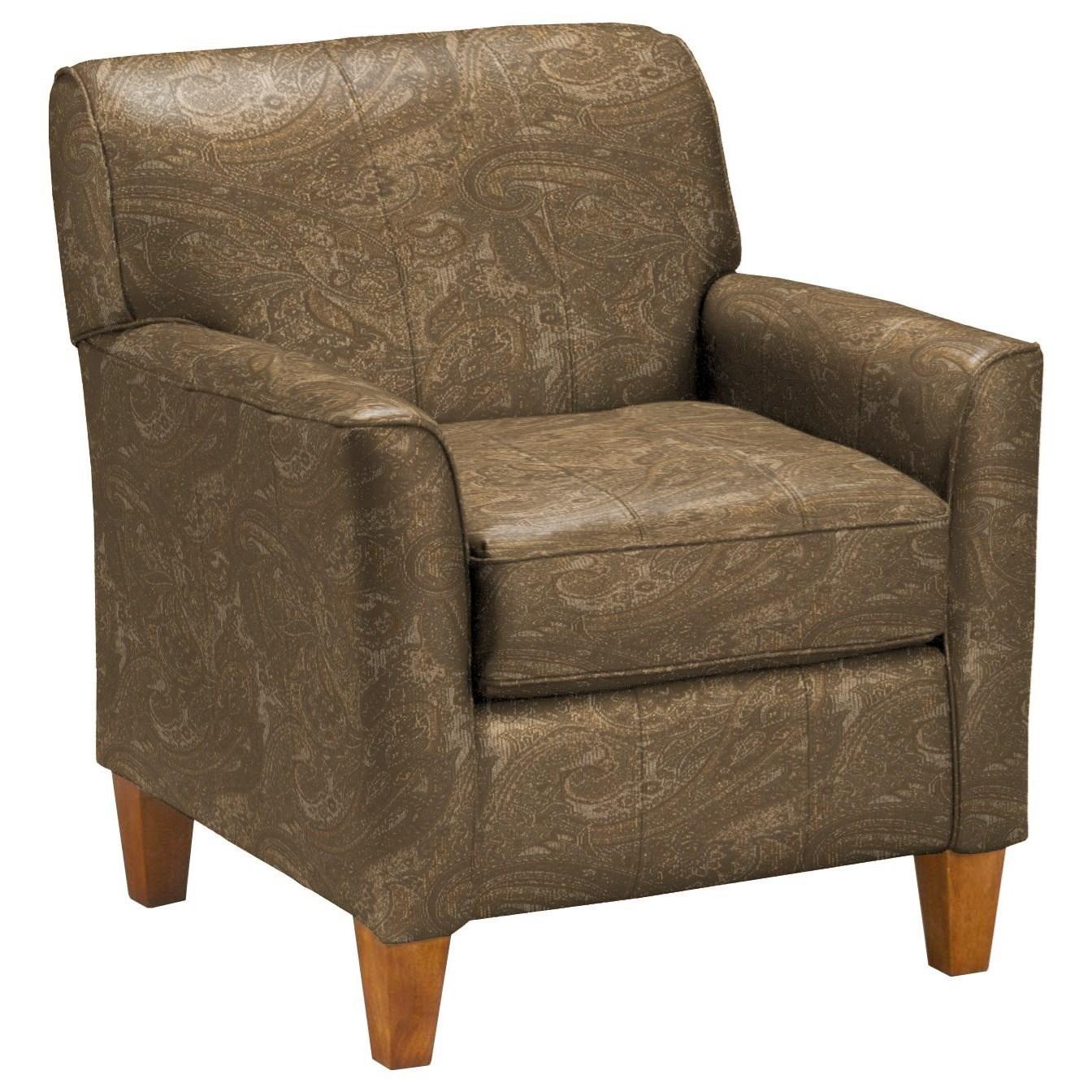 Club Chairs Risa Club Chair by Best Home Furnishings at Lucas Furniture & Mattress