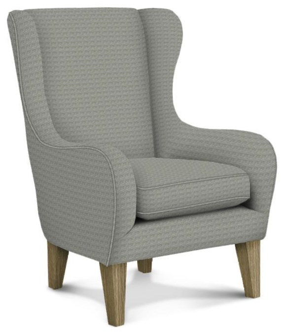 club Lorette Club Chair by Best Home Furnishings at Walker's Furniture