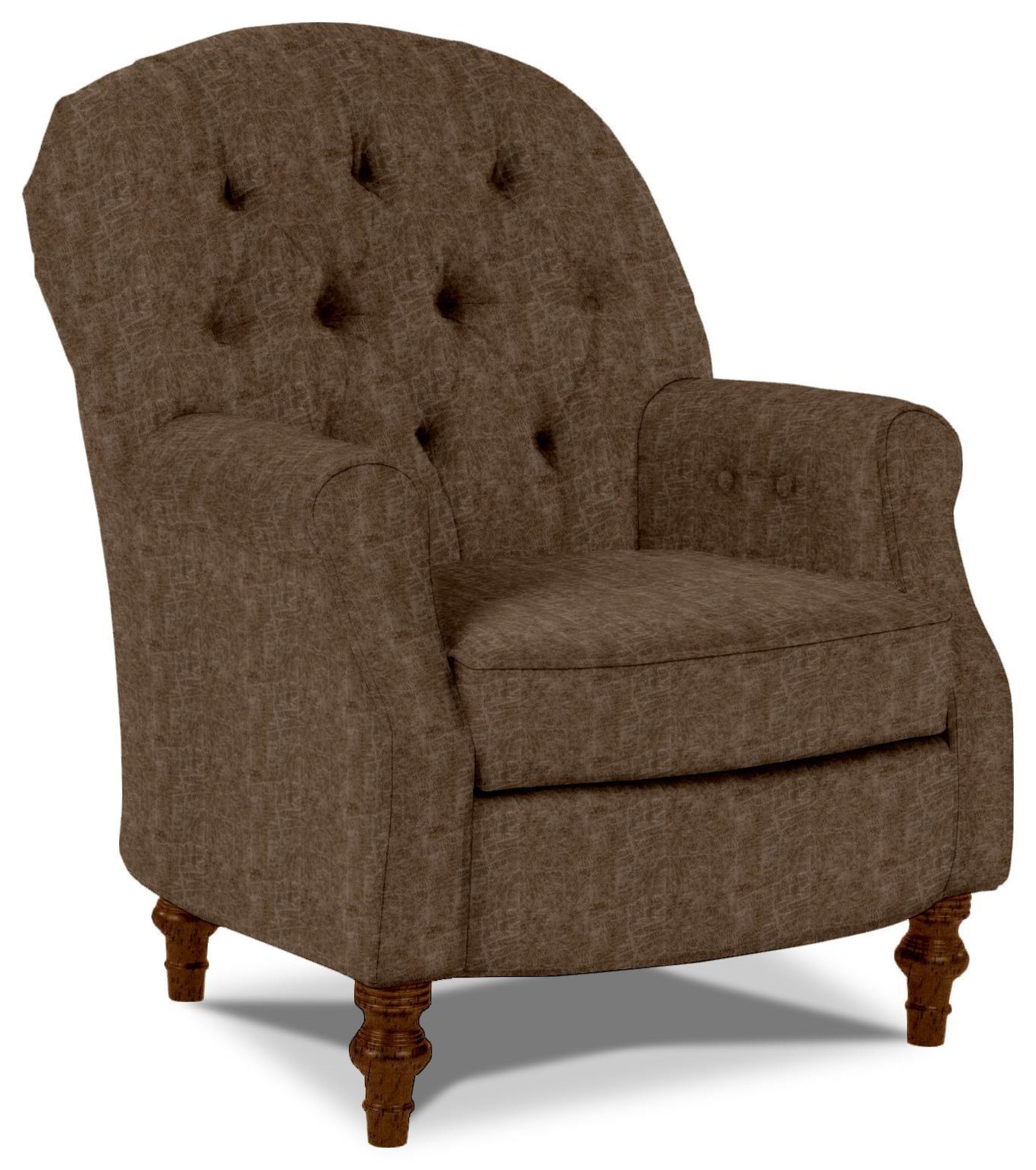 club Silt Club Chair by Best Home Furnishings at Walker's Furniture
