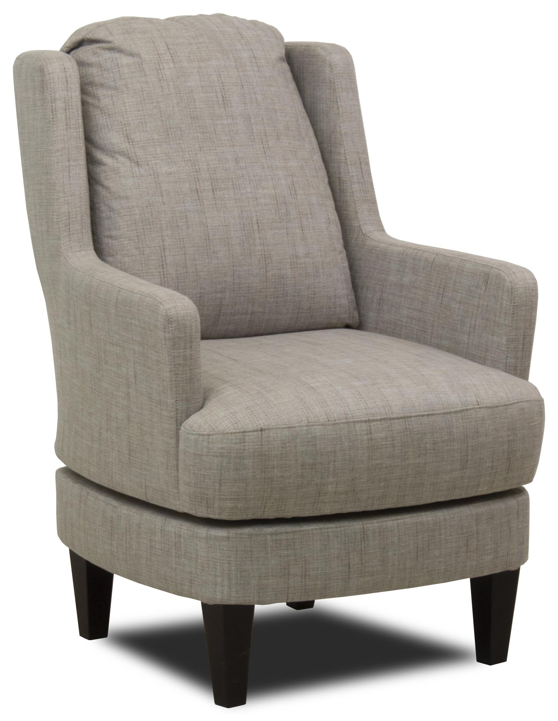 Club Chairs Swivel Chair at Ruby Gordon Home
