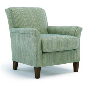 Best Home Furnishings Chairs - Club Carson Club Chair
