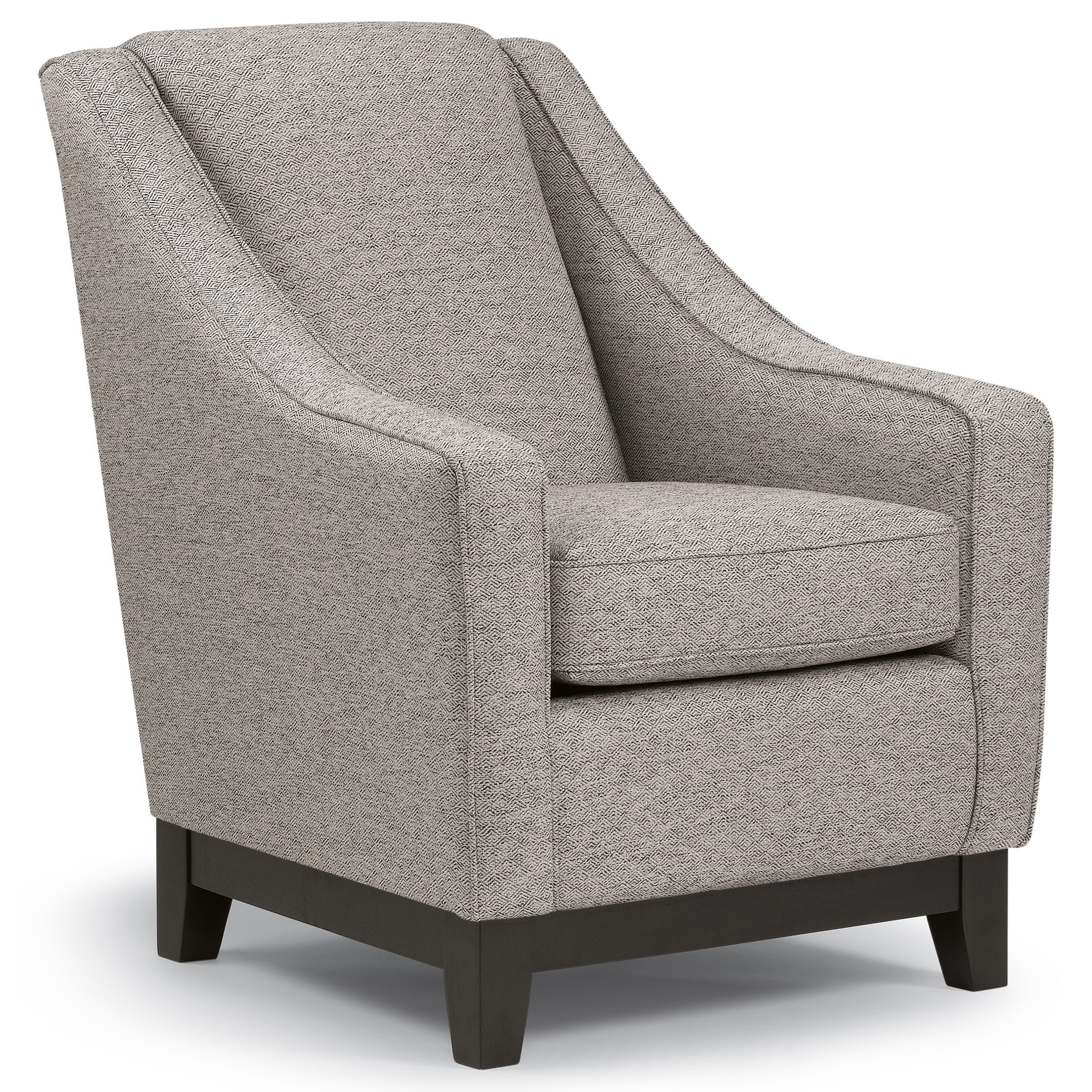 Club Chairs Mariko Club Chair by Best Home Furnishings at Lapeer Furniture & Mattress Center