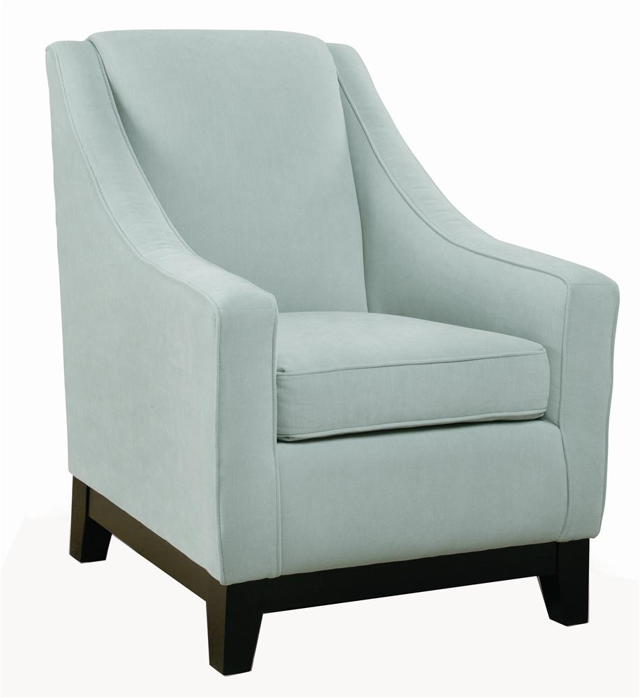Club Chairs Mariko Club Chair by Best Home Furnishings at Dunk & Bright Furniture